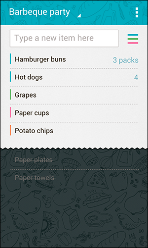 Hamburger-Icon von Buy Me a Pie