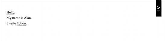 Die merkmale des minimalismus im webdesign institut f r for Was bedeutet minimalistisch